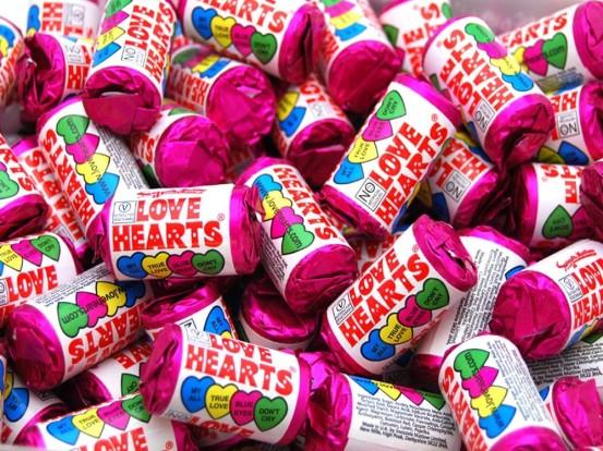 100-love-hearts